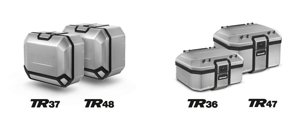 Новые кофры Shad Terra для туристических мотоциклов (видео)