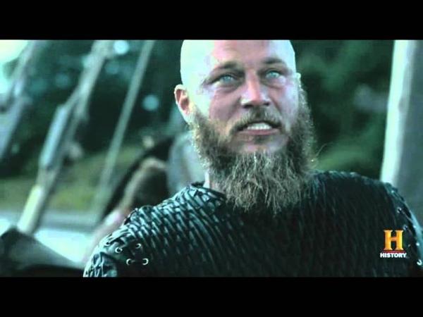 Ragnar betrayed by Rollo