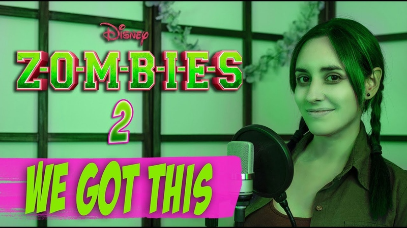 Zombies 2 We Got This En Español Hitomi Flor