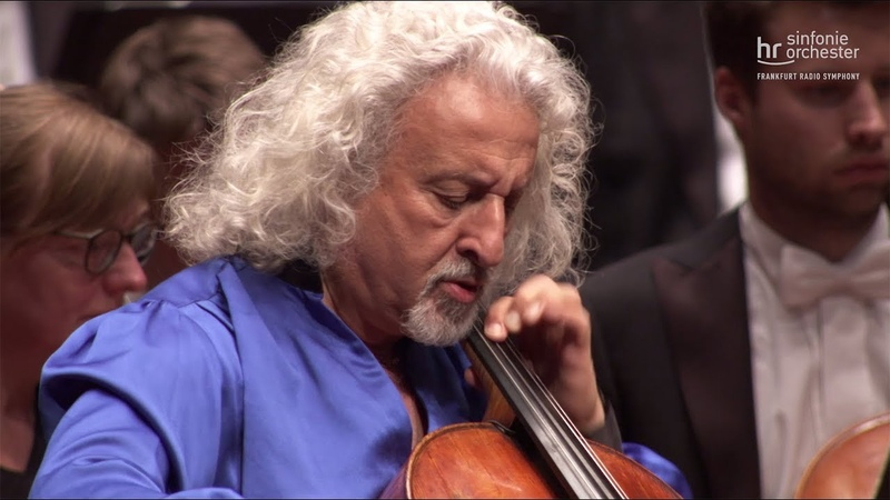 Bruch Kol Nidrei ∙ hr Sinfonieorchester ∙ Mischa Maisky ∙ Paavo Järvi