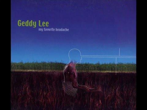 Geddy Lee Runaway Train