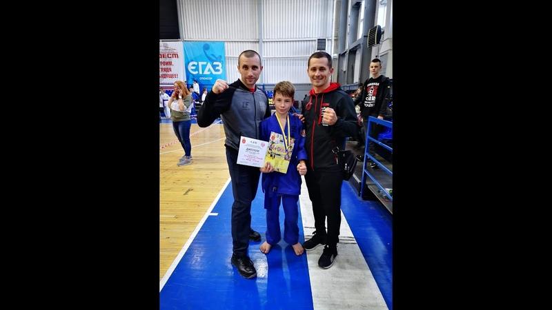 Кудо Кубок Чорного моря 2019 4K