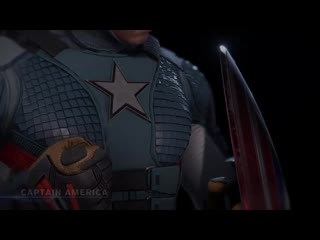 Marvels avengers character profile - captain america