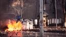 Сутички з міліцією в урядовому кварталі 18 лютого 2014 нове відео