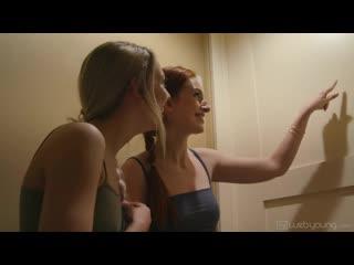 Maya Kendrick, Naomi Swann and Lily Larimar - A Tight Squeeze Lesbian