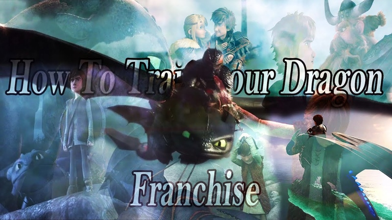 HTTYD ✾ Franchise [2018- B-days, 7K 7 Year Celebration!]