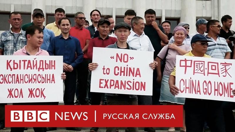 Казахи против Китая чем недовольны соседи