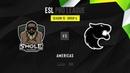 Swole Patrol vs Furia ESL Pro League Season 10 NA map1 de inferno MintGod