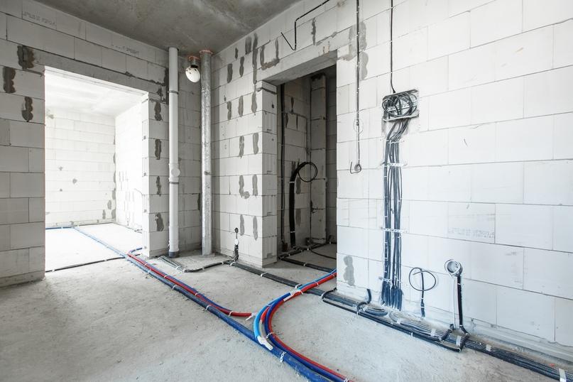 Отчет о ходе строительства апрель 2020 ЖК «Ожогино», изображение №7