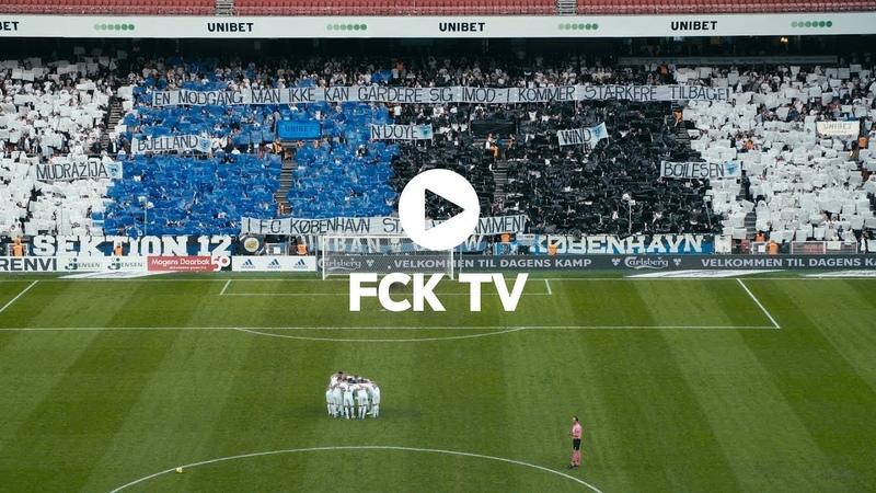 90 minutter fra endnu et gruppespil Stemningsvideo fra sejren over Riga