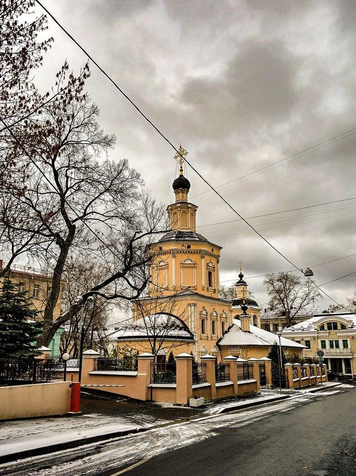 Православный приходхрама Святой Живоначальной Троицы в Хохловском переулке (г. Москва)
