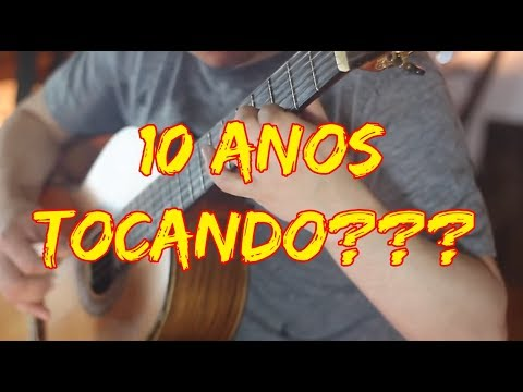 10 Músicas que levam pelo menos 10 ANOS pra tocar bem por Fabio Lima