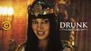Cleopatra's Little Sister vs The World feat Aubrey Plaza and David Wain Drunk History