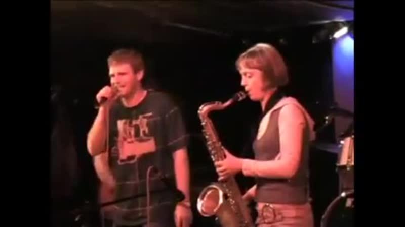 Манагер и РОДИНА - MUSIC PEOPLE CLUB Харьков 12.05.2007