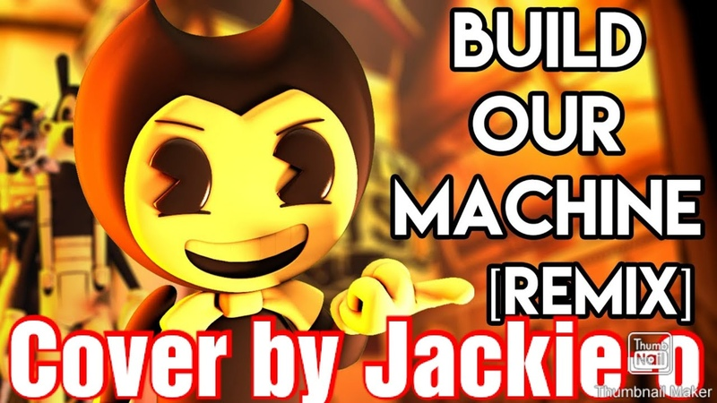 SFM / BATIM | Build our machine Remix Rus Cover by Jackie-o.