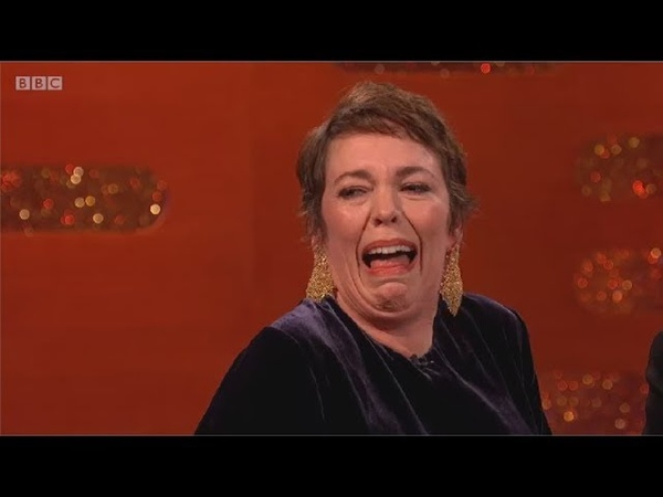 Olivia Colman is a TONIC