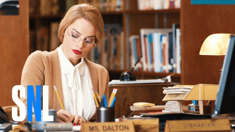 The Librarian SNL