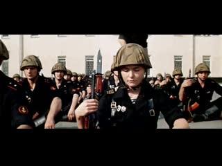 Фрагмент из кинофильма Ответный ход-Морская пехота СССР