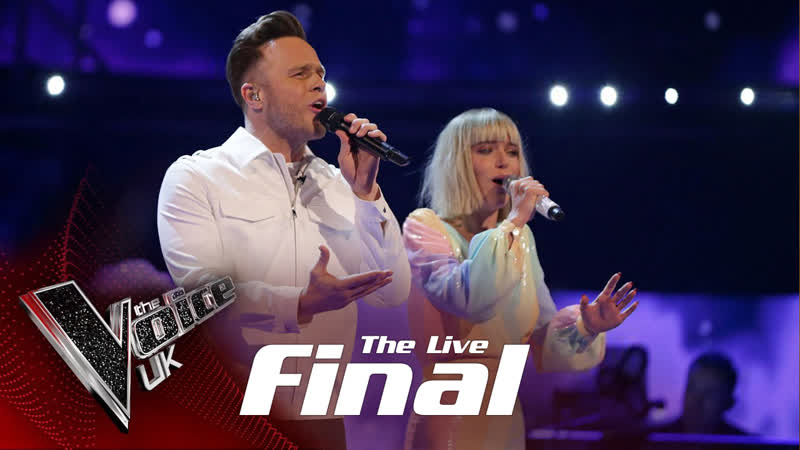Olly Murs Molly Hocking - Stars (The Voice UK 2019)