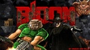 BLOOM 1.666 Demo, Blood Doom crossover - All Levels Work In Progress