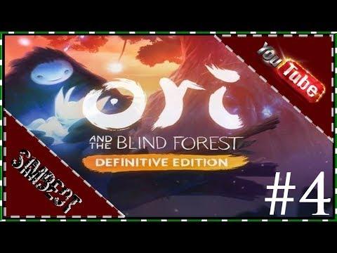 Ori and the Blind Forest Definitive Edition Прохождение В поисках печати Гумон 4 Стрим