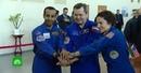 Новый экипаж МКС начал экзаменационные тренировки перед полетом