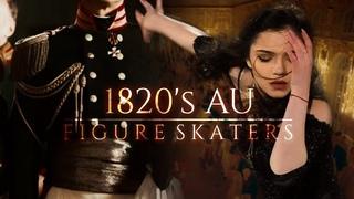 Figure skaters | 1820's AU [fmv] - derniere dance
