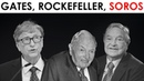 Coronakrise schockierendes Rockefeller-Papier! Elite (Bill Gates, George Soros ) entlarvt sich!