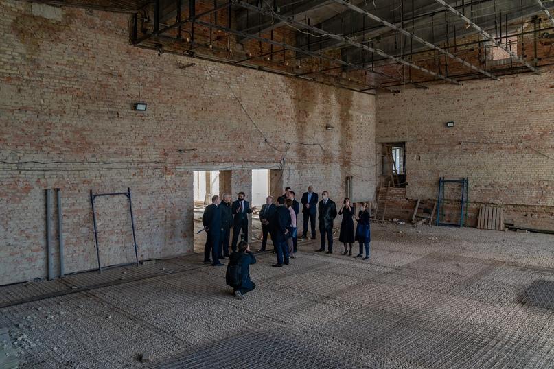 В Ухте с рабочим визитом побывал врио Главы Республики Коми Владимир Уйба, изображение №10
