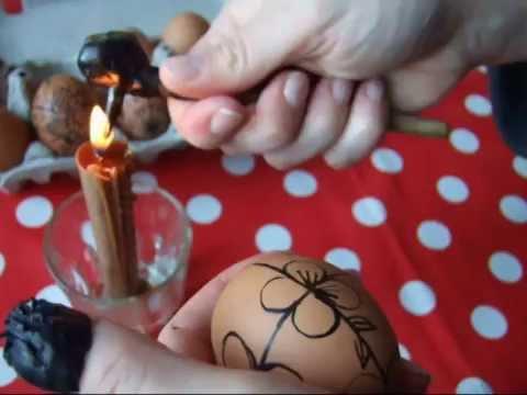 Šaranje uskršnjih jaja
