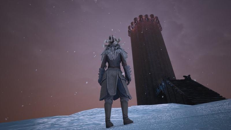 ([Conan Exiles]) Speed building Башня MaithCara (MaithCara Tower) 🦉