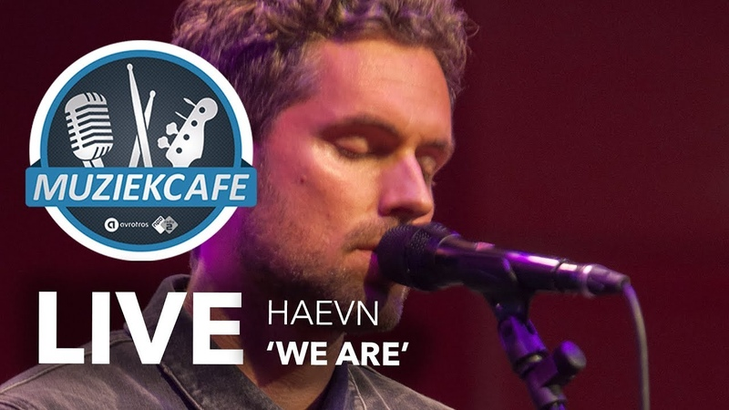 HAEVN - 'We Are' live bij Muziekcafé