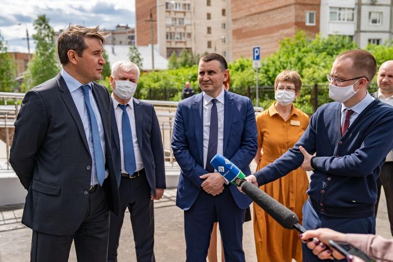 В Ухте открыли детскую больницу после капитального ремонта, изображение №4