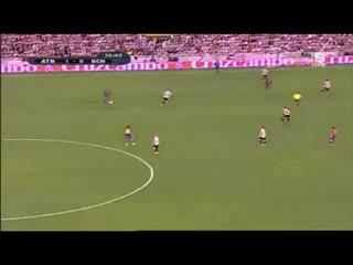 Barcelona Yaya Toure goal vs Athletic Bilbao