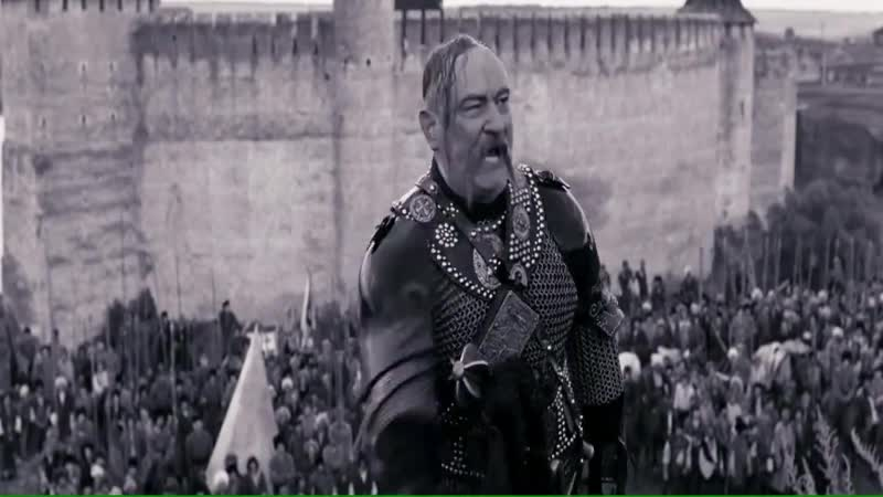 Тарас Бульба Богдан Ступка Речь пред боем