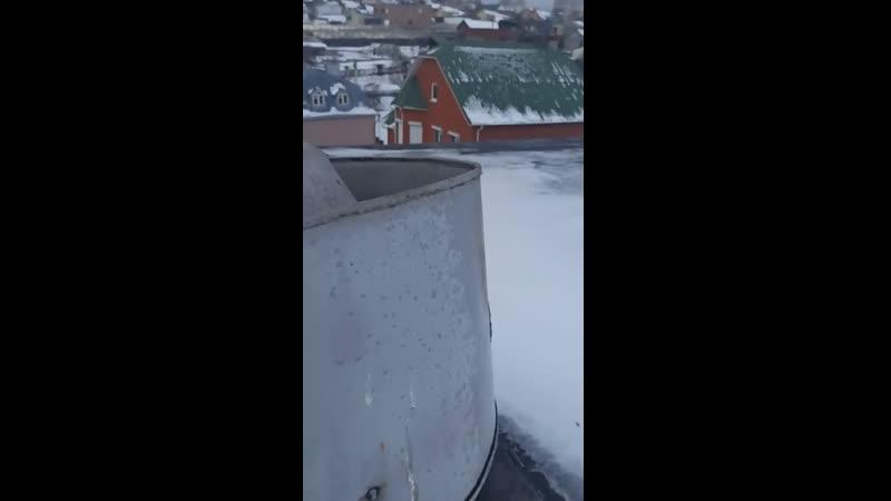 Обследование крыши. Ищем что там шумит!