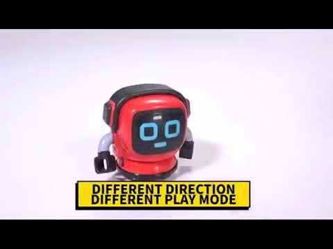 Bibi Elf Rotating Gyro Spinning Top Bey blade Detachable Robot Kids One to One Battle
