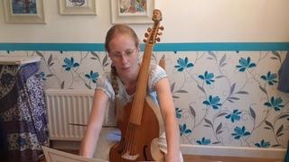 24 - Handel 'Solo per la Viola da gamba' - tenor viol