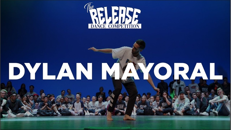 [Judge Showcase] Dylan Mayoral - The Release Dance Competition 2019 | Danceproject.info