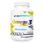 All Nutrition Omega 3 Strong 90капс