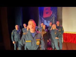 Сборная Академии Рукав, штурмовка, два ствола, Академия Государственной противопожарной службы МЧС России