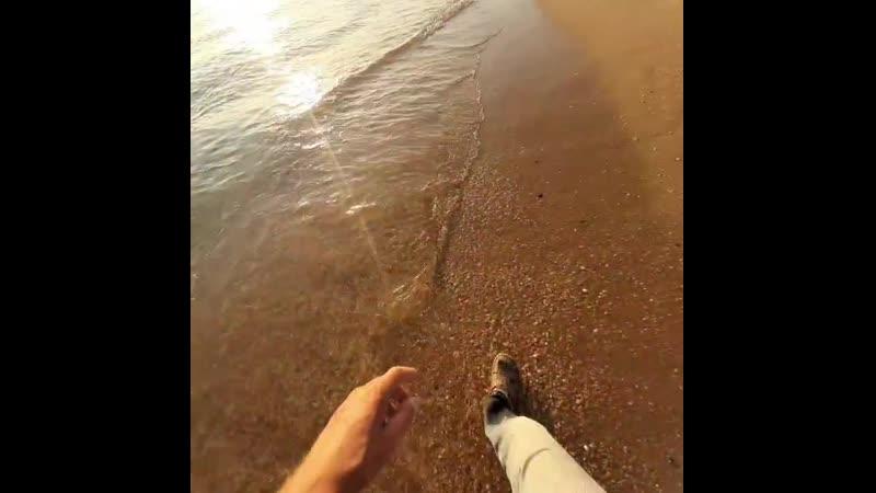Вот где я беру Силу и Энергию для консультаций Море Солнце Пляж