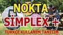 Nokta Simplex Dedektör Türkçe Kullanımı - Mega Dedektör
