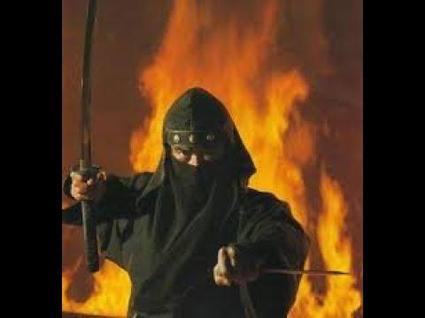 Тень воинов Хаттори Ханзо 6 серия 1982 Shadow Warriors Kage No Gundan