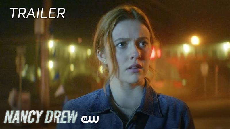 Nancy Drew Never Trailer The CW