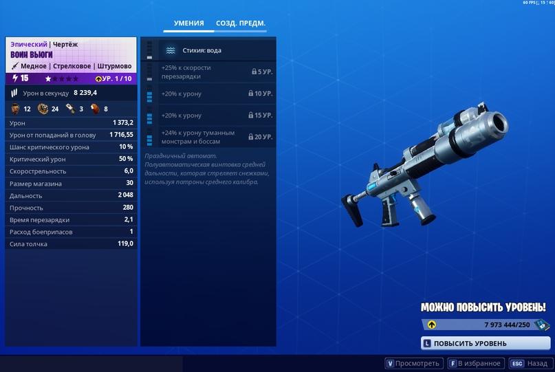 Оружие-саппорты, изображение №7