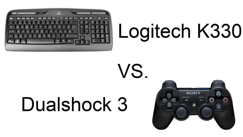 Keyboard vs. Gamepad