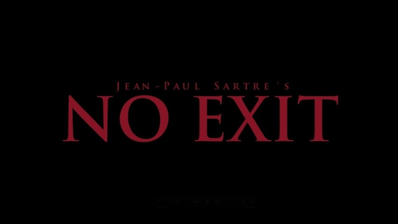 Jean Paul Sartre's No Exit A BBC Adaptation Starring Harold Pinter 1964 Old Movies Online