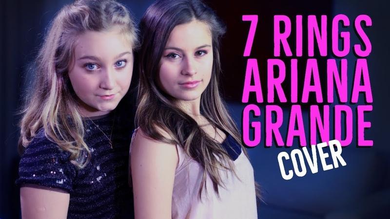 7 Rings - Ariana Grande   Luiza Gattai Rafa Gomes Cover