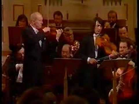 W.A. Mozart Sinfonia Concertante K364 Allegro maestoso (2) Yuri Bashmet Oleg Kagan